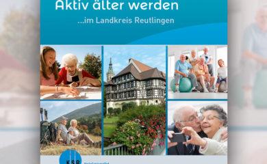Seniorenwegweiser vom Kreis Seniorenrat Reutlingen e.V.