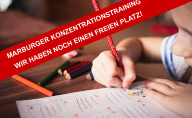 Marburger Konzentrationstraining für Kinder 2