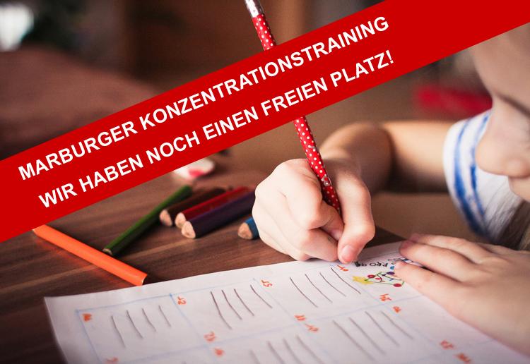 Marburger Konzentrationstraining für Kinder 2