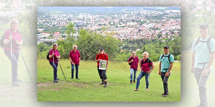 Gruppenfoto zum Spendenmarathon des Spendenparlament